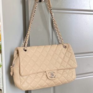 Rare Chanel Single Flap Bag